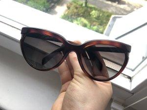 Fendi Butterfly Glasses dark brown-brown
