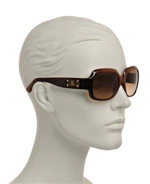 Fendi Sonnenbrille mit Etui Braun Sommer