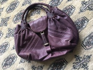 Fendi Borsellino viola-grigio