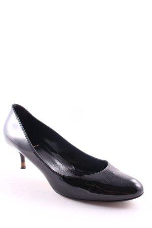 Fendi Chaussure décontractée noir élégant