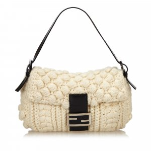 Fendi Wool Mamma Baguette
