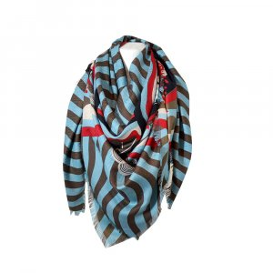 Fendi Foulard multicolore