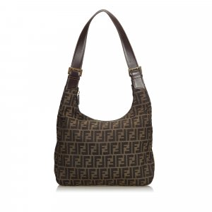 Fendi Sac hobo brun
