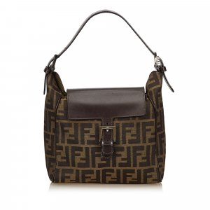 Fendi Borsetta marrone