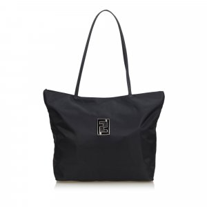 Fendi Tote black nylon