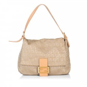 Fendi Sac à main beige