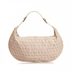 Fendi Sac hobo rosé