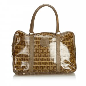 Fendi Bolso business marrón
