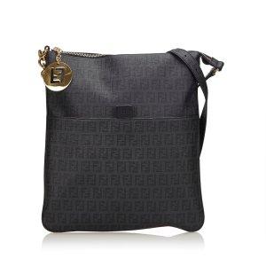 Fendi Zucchino Crossbody Bag