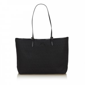 Fendi Borsa larga nero