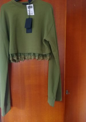 Fenty PUMA by Rihanna Cropped Sweater, Pullover