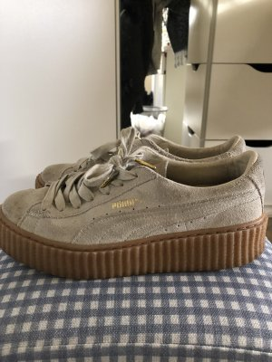 new concept a3658 4aab5 Fenty Puma Heel Sneakers multicolored