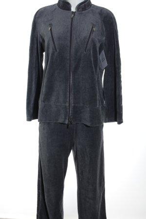 Féraud Hosenanzug grau schlichter Stil