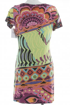Féraud Jerseykleid abstraktes Muster Casual-Look