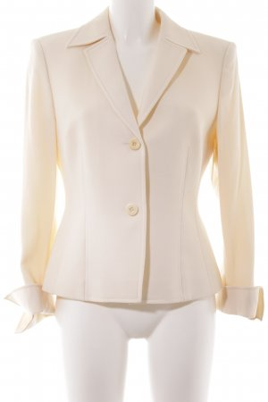 Féraud Kurz-Blazer creme Business-Look
