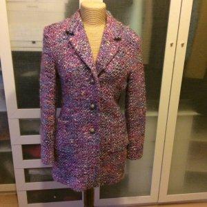 Feraud Tweed Mantel Gr 36