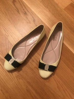 Ferragamo Ballerinas Größe 40 - sehr guter Zustand