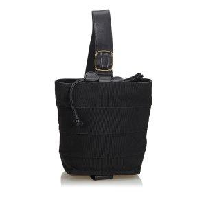 Ferragamo Fabric Vara Single Strap Backpack