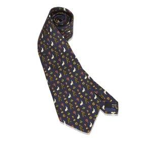 Ferragamo Neckerchief blue silk