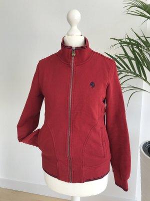Ferrari Jersey Jacke Sportjacke Homewear dG XS 34 rot
