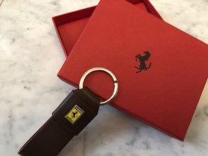 Ferrari Leder Schlüsselanhänger
