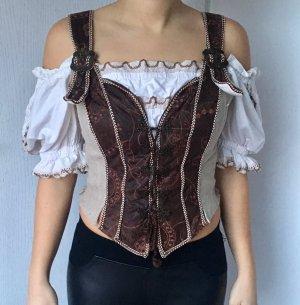 Country Line Folkloristische blouse veelkleurig