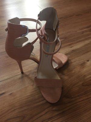 Zara High Heel Sandal pink