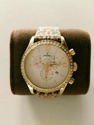 FESTINA - Damenuhr mit Leder Armband