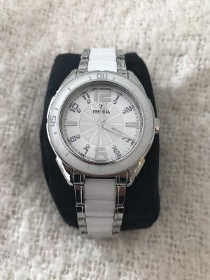 Festina Analog Watch white-silver-colored
