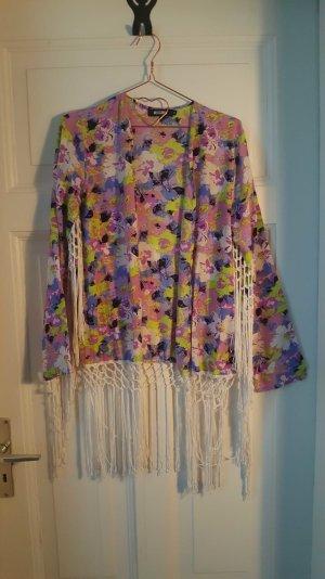 Missguided Kimono multicolored