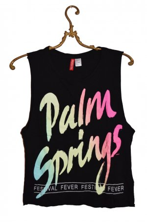 "Festival Neon Shirt ""Palm Springs"" Gr. XS/S"