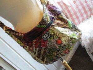 Canvas Bag multicolored cotton