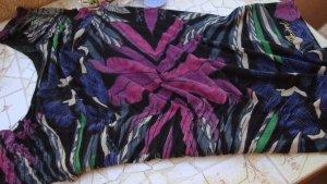 "FESTIVAL-STYLE!!! DESIGUAL-Shirt TOP ""WELCOME TO THE JUNGLE"" JUNGLE-STYLE!!! Botanik-Style Boho, Bohème, Hippie, Vintage-Style...  NEU!!! M/L/XL 38/40 Oversize-Style! Mit FLOWER-PRINT BLUMEN-DRUCK!!! NEUPREIS 59,95€!!!"