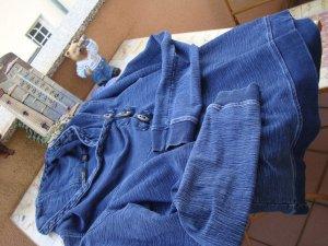 FESTIVAL-STYLE!!! MAISON SCOTCH SCOTCH & SODA PULLOVER SWEATSHIRT LANGARM LONGSLEEVE lockerer Schnitt, Boho, Bohème, Hippie, Vintage-Style, Jeans-Style, Denim-Style, maritim...  NEU!!! Grösse 2 (M/38) JEANS-STYLE USED-WASH NEUPREIS 89,95€!!!