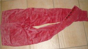 FESTIVAL-STYLE!!! RICH & ROYAL Damen Jeans Cord Baggy-Jeans 27/34 Grösse 36/38 S/M (für Grösse 36 im Boyfriend-Style!) Stretchjeans rot red used-Style Neupreis 132,95 € Boho Boheme... Neu Gerne Preisvorschläge!!!