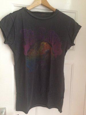 Festival T-Shirt mit print