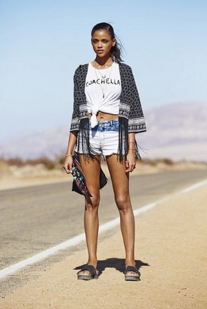 Festival Top Coachella by H&M - ungetragen!