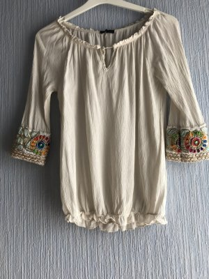 Crash Blouse cream