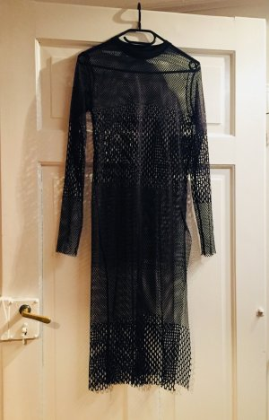 Stradivarius Longsleeve Dress black