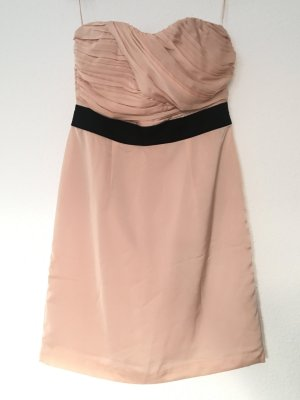 festkleid/ cocktailkleid in rosé