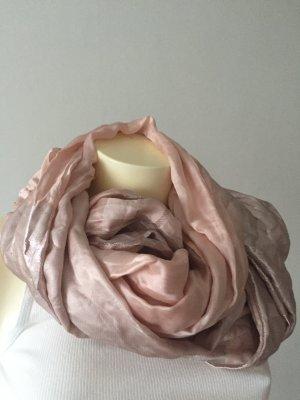 DKNY Écharpe or rose-argenté