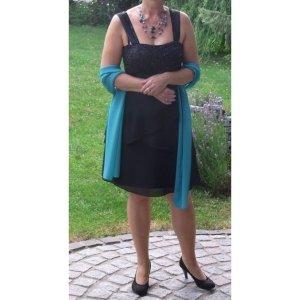 Festliches Cocktailkleid schwarz Vera Mont