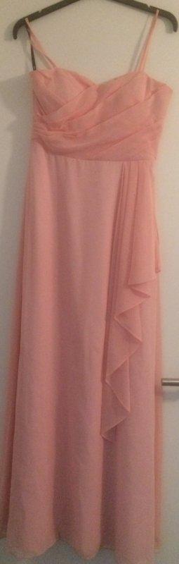 Festliches hellrosa Kleid von Vera Mont