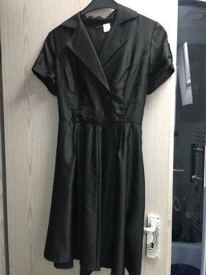Bodyflirt Midi-jurk zwart