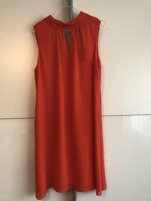 1.2.3 Paris Chiffon Dress bright red