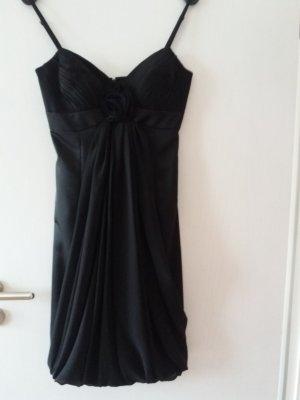 Festliches Kleid für Party/Hochzeit usw.Gr.34 in schwarz.