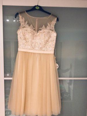 Festliches Kleid Hochzeitskleid Gr. 38