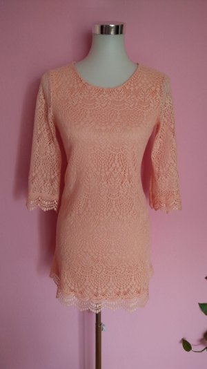 Festliches Kleid in apricot (Box 3)