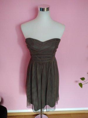 Festliches Kleid in braun (K2)