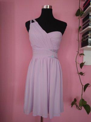 Festliches Kleid in hellem flieder (K2)